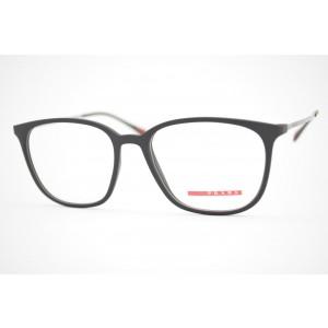 armação de óculos Prada Linea Rossa mod vps03I DGO-1O1