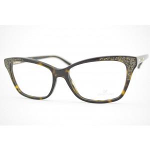 armação de óculos Swarovski mod sw5175 052