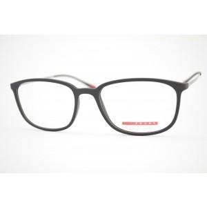 armação de óculos Prada Linea Rossa mod vps03H DG0-1O1