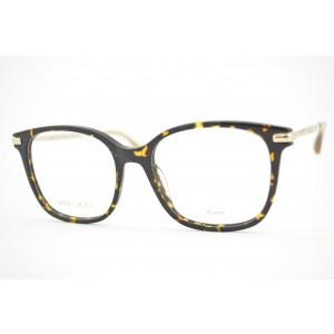 armação de óculos Jimmy Choo mod jc195 086