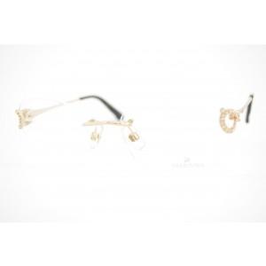 armação de óculos Swarovski mod Gee sw5189 028