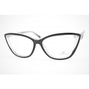 armação de óculos Swarovski mod sw5183 003
