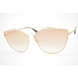 óculos de sol Tom Ford mod Jacquelyn 02 TF563 33G