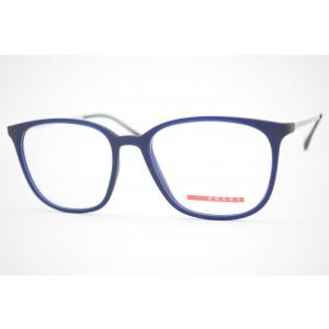 armação de óculos Prada Linea Rossa mod vps03I U63-1O1