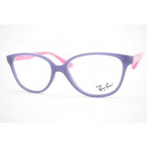 armação de óculos Ray Ban Infantil mod rb1582L 3692