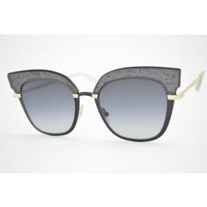 óculos de sol Jimmy Choo mod rosy/s thp9o
