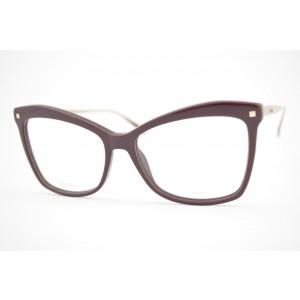 armação de óculos Max Mara mod mm1288 yk9