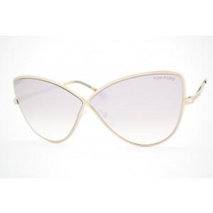óculos de sol Tom Ford mod Elise TF569 28z
