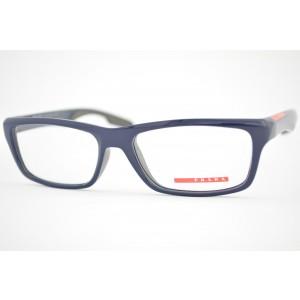 armação de óculos Prada Linea Rossa mod vps04D MAB-1O1