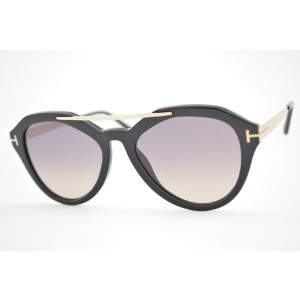 óculos de sol Tom Ford mod Lisa 02 TF576 01B