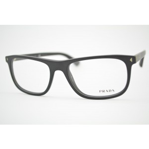 armação de óculos Prada Journal mod vpr03R 1BO-1O1