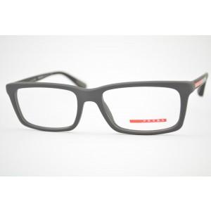 armação de óculos Prada Linea Rossa mod vps02C TFZ-1O1