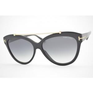 óculos de sol Tom Ford mod Livia TF518 01B