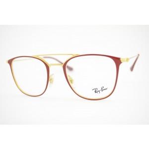 armação de óculos Ray Ban mod rb6377 2910 9e107b5366
