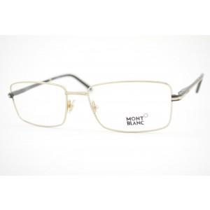 armação de óculos Mont Blanc mod mb578 001
