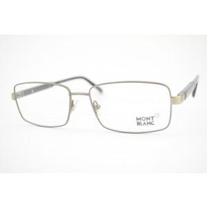 armação de óculos Mont Blanc mod mb640 008