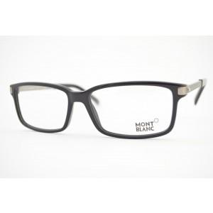 armação de óculos Mont Blanc mod mb480 001