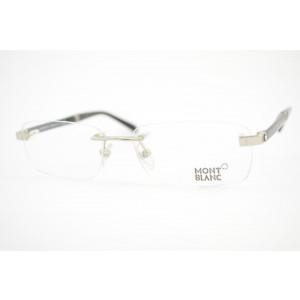 armação de óculos Mont Blanc mod mb9101 f80
