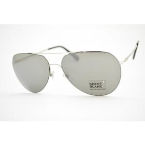 óculos de sol Mont Blanc mod mb595s 16a