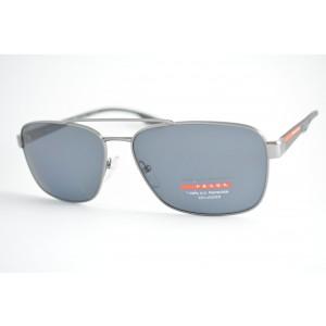 óculos de sol Prada Linea Rossa mod sps51u 5AV-5Z1 Polarizado