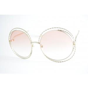 óculos de sol Chloé Carlina Twist mod ce114st 724